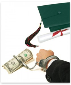 graduation-hat-money-handcuffs